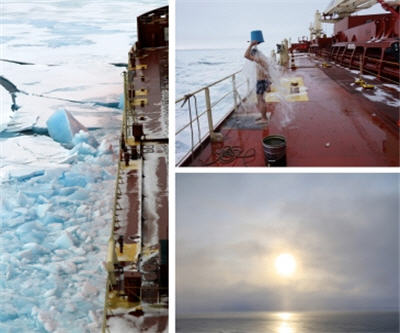 Ship laden with Arctic nickel on historic Northwest Passage voyage