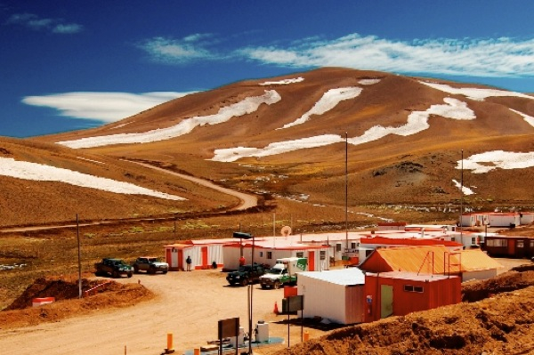 Chile's top court orders Goldcorp to halt El Morro mine