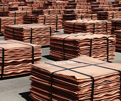 This firm has more than half the copper in LME warehouses