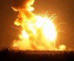 Space miner loses first satellite on rocket explosion