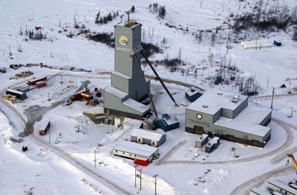 Goldcorp pours first gold bar from Quebec's Eleonore mine