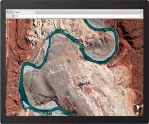 images tab google chrome earth mines two - MINING COM