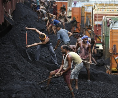 World's largest coal company going gangbusters