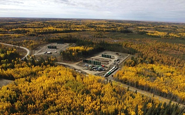 Oil sands producer settles lawsuit by buying four farms