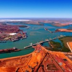 Port Hedland's iron ore shipments to China fall in Sept