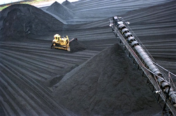 US sees drop in coal exports in 2014