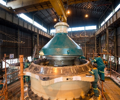 Metso Introduces The World S Largest Cone Crusher Mp2500