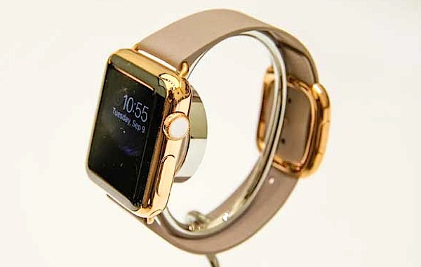 Apple's new 18k gold watch may wipe out your bank account