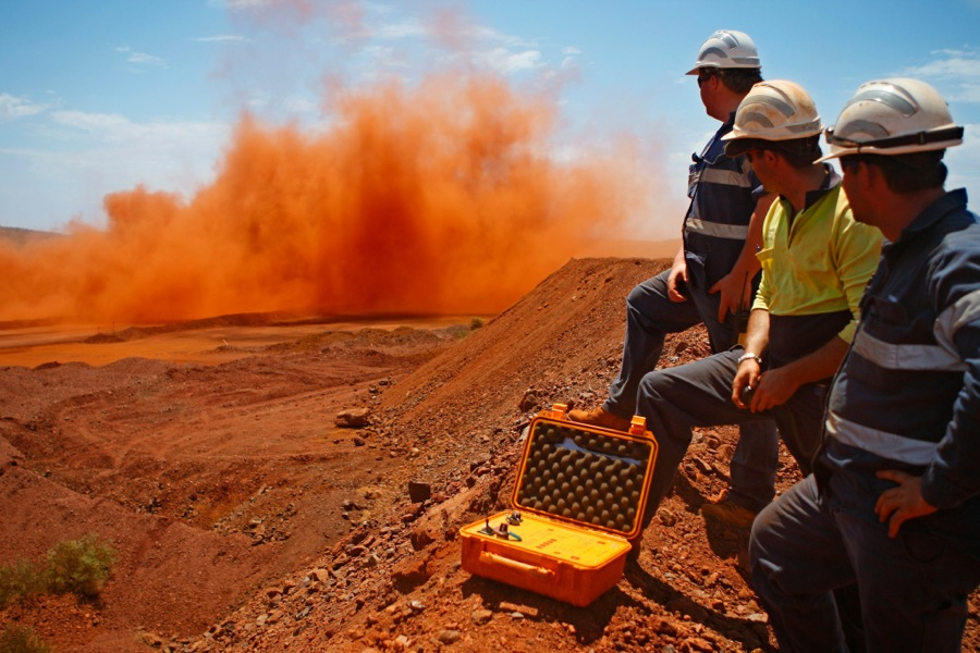 Aussie miners working harder for less money