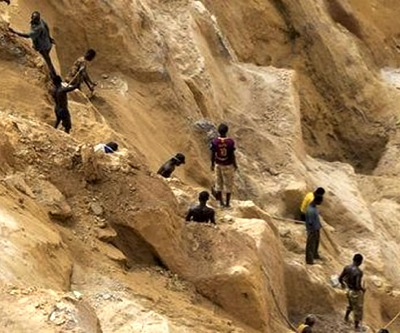 Blood diamonds still at Central Africa mining sector's heart