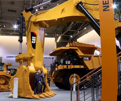 Caterpillar: Supercycle China isn't coming back