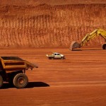 Fresh iron ore price plunge