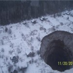 Insane pictures of Russian potash mine disaster