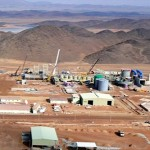 Barrick teams with Saudi Arabian miner to run copper mine