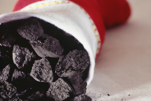 B.C. ask you to stuff stockings with local coal