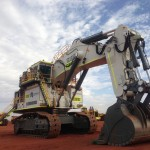 Liebherr's mining division sees turnover dip