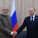 Putin seeks to boost Russian diamond trade through India