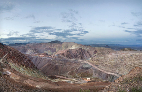 Rio, BHP very close to develop U.S. largest copper mine
