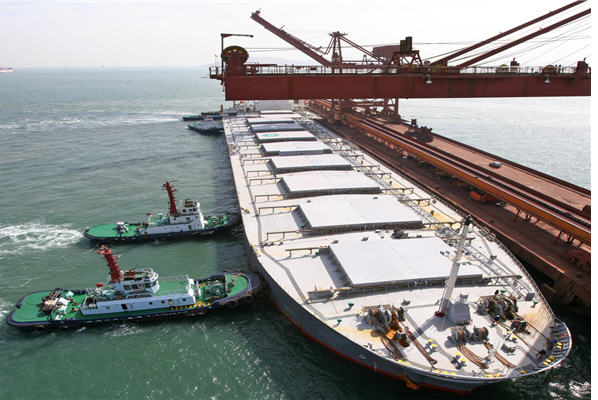 Copper, iron ore prices hold up despite Chinese trade shock
