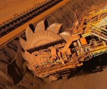 The bottom is falling out of iron ore price