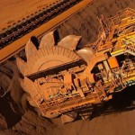 The bottom is falling out of the iron ore price