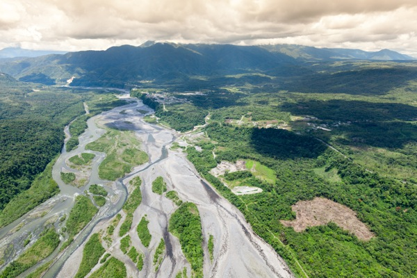 Lust for gold eating up the world's last rainforests: study
