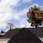 Queensland coal exports reached record high in 2014
