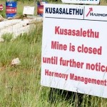 About 100 miners trapped underground, 400 rescued at Harmony Gold's mine