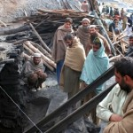 Coal mine blast kills eight, traps 40 in Pakistan