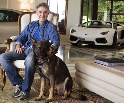 PICS: Cops confiscate Eike Batista's beloved cars, Faberge egg
