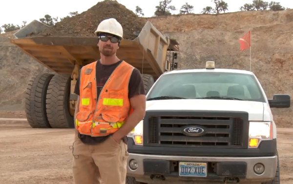 ford tests aluminum truck barrick gold f-150