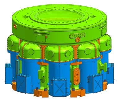 The COPE Gearbox from Renk for LOESCHE mill