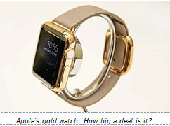 How Apple's gold watch will keep the bull market ticking