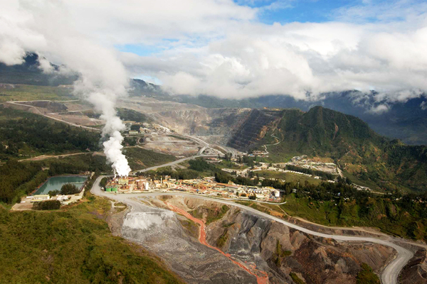Barrick faces multi-billion dollar suit over Porgera mine