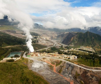 El Nino halts production at Barrick's PNG mine