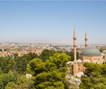 turkey, city scene and forest - 333