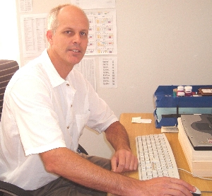 Chris Dalgliesh, partner and principal environmental scientist in SRK Consulting's Cape Town office