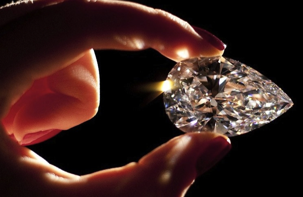 Diamond study reveals key information about the Earth