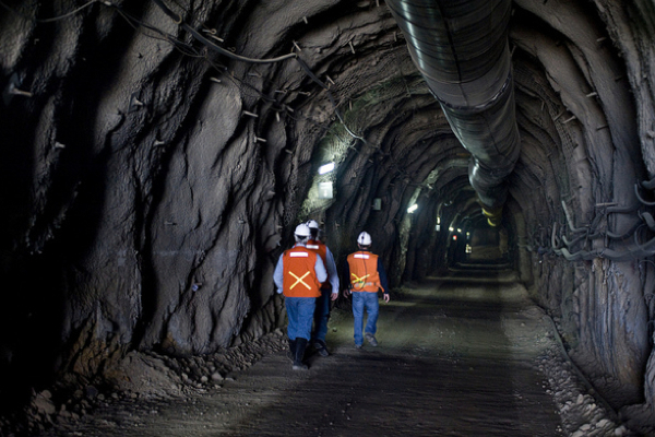 Goldcorp posts loss on lower margins, higher tax