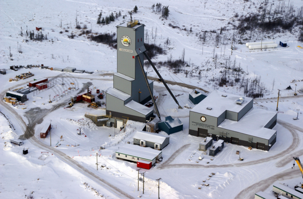 Goldcorp's Eleonore mine in Quebec reaches commercial production