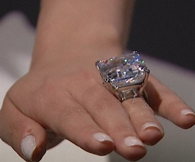 'Perfect' 100-carat diamond sold for 'only' $22 million