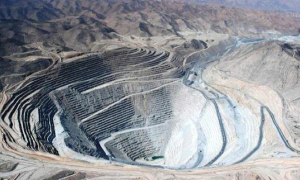 Toquepala is the world's fifth biggest copper mine