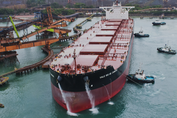 Vale, China in talks to build 50 giant bulk carriers — report