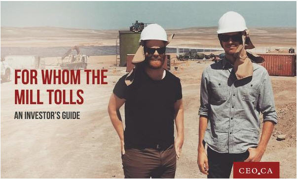 A mining investor's guide to toll milling in Peru