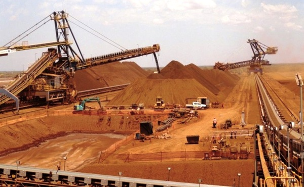 It's war! Fortescue boss calls Australians to oppose BHP, Rio iron ore plans