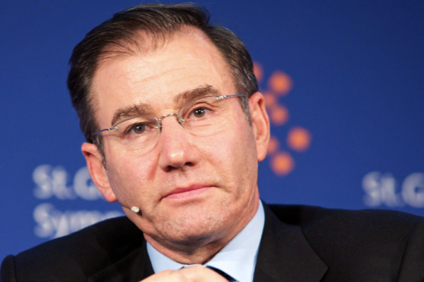 Glencore boss blames iron ore top miners for share price fall