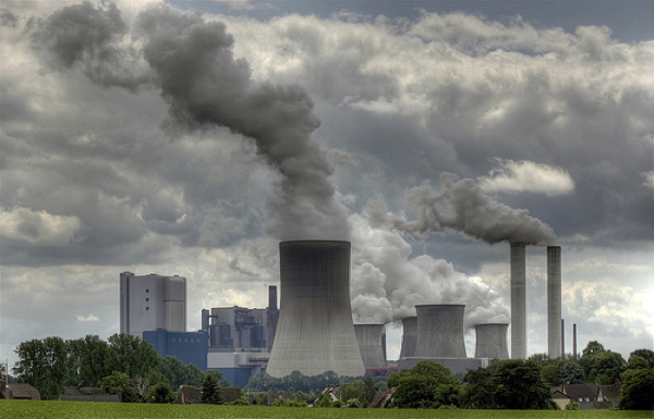 Global CO2 levels reach historic record