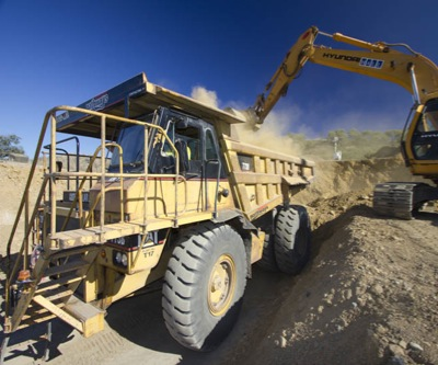Global gold, copper, iron ore output down in Q1 — report