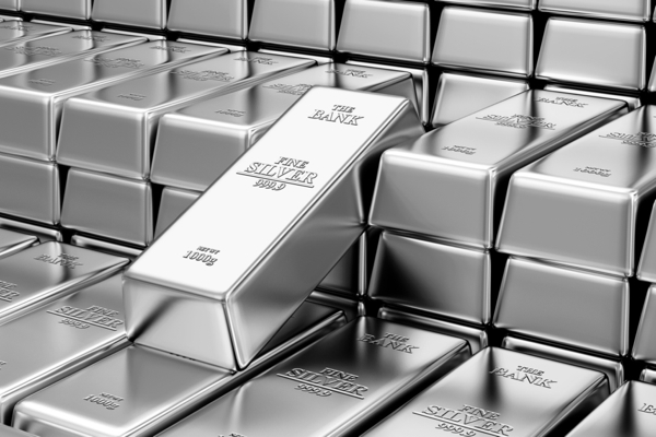 Global silver output running low — report