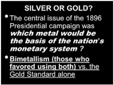 The forgotten history (and potential future) of silver as money - silver or gold